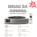 2016 Best xgimi Z4 aurora smart home theatre wifi projectors full hd led DLP support 1080P 3d Tv cinema for maltimedia projector