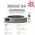 2016 Melhor xgimi Z4 aurora smart home theater projetores wi-fi completo suporte 1080 P 3d Tv hd led DLP projetor de cinema para maltimedia