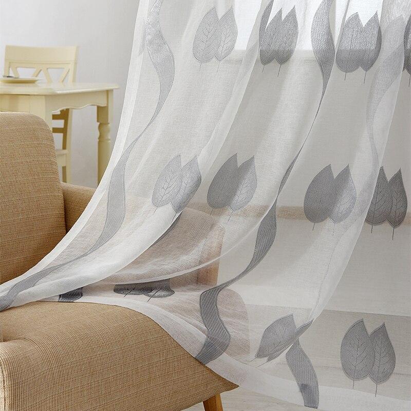 Rustikale Gardinen moderne streifen gardinen gold und grau fenster vorhänge für
