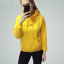 Oh Yes Hoodie Sweatshirt