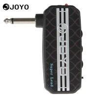 JOYO Ja 03 Super Lead 100W Sound Mini Guitar Amplifier Portable Plug Headphone Amp With 3
