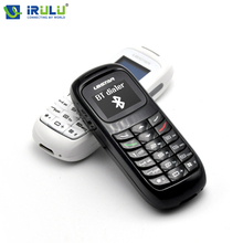 "iRULU GT 0.66"" BM70 Wireless Mini Bluetooth Headset Earphone Dialer Stereo Headphone Pocket Phone Support SIM Card Dial Call"