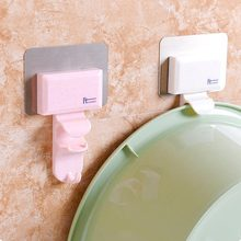 Home Use No Trace Suction Cup Hook Bathroom Wall Wash Basin Hanging Stick Towel Kitchen Hanger