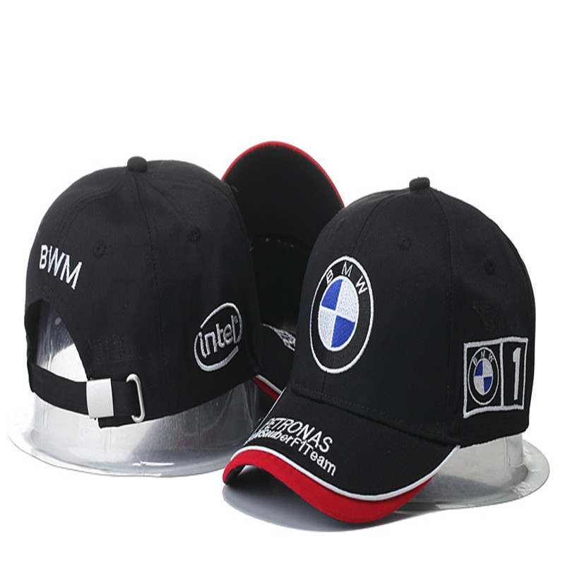 men women hats font formula caps mercedes 1 baseball cap cheap