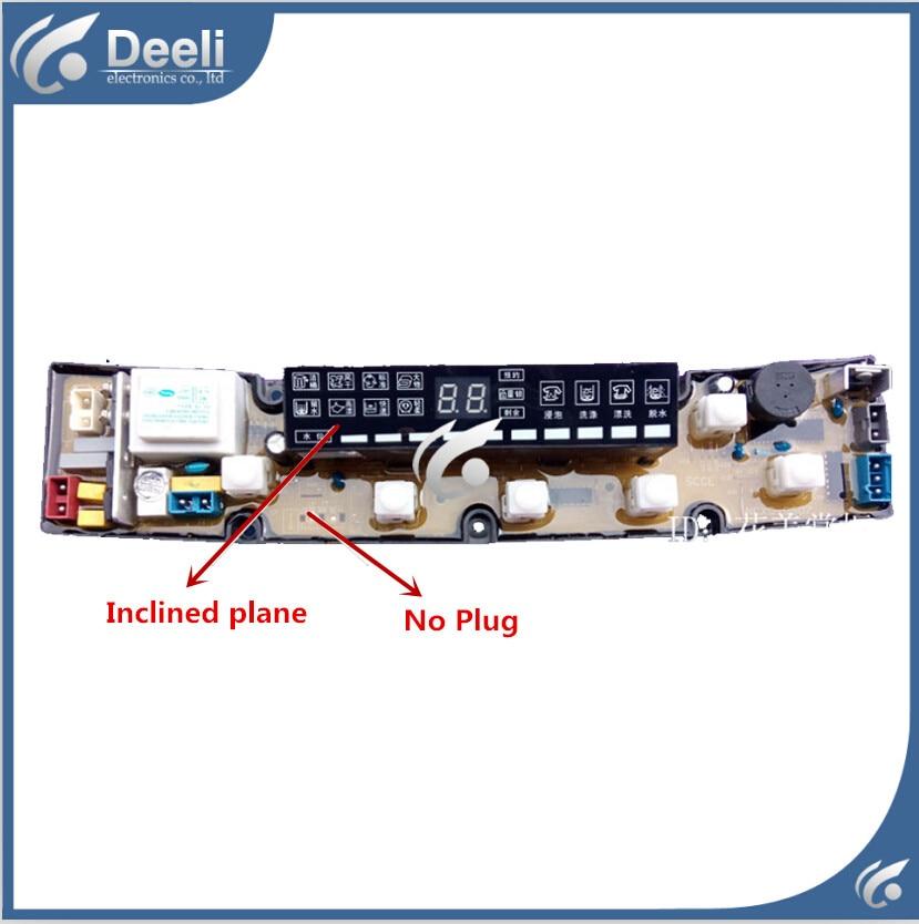 95% new Original good working Washing machine board XQB72-28(A8) XQB58-18(F3) NCXQ-QS07 motherboard 100% new 95% new original good working for washing machine board tb50 1068g tb60 1068g tb53 1068g motherboard 98% new