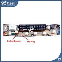 Original bom trabalho máquina de lavar roupa placa XQB72 28 (a8) XQB58 18 (f3) NCXQ QS07 placa mãe 100% novo|motherboard china|motherboard with isa slot|motherboard acer -