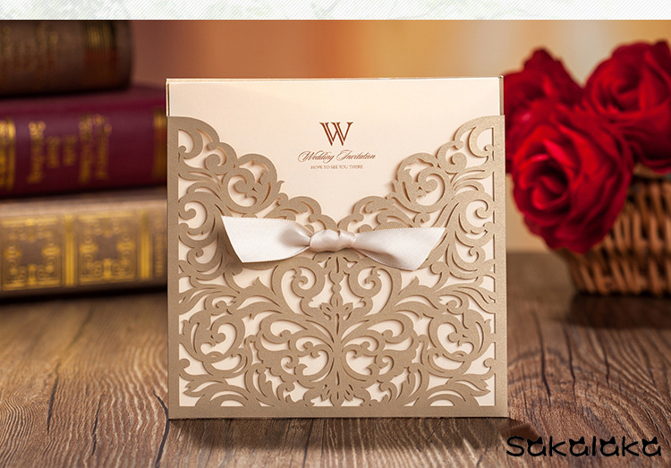 Online Get Cheap Artist Wedding Invitations Aliexpresscom