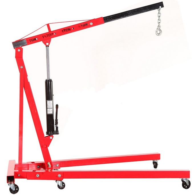 Crane Hydraulic Jack : Online buy wholesale small hydraulic crane from china