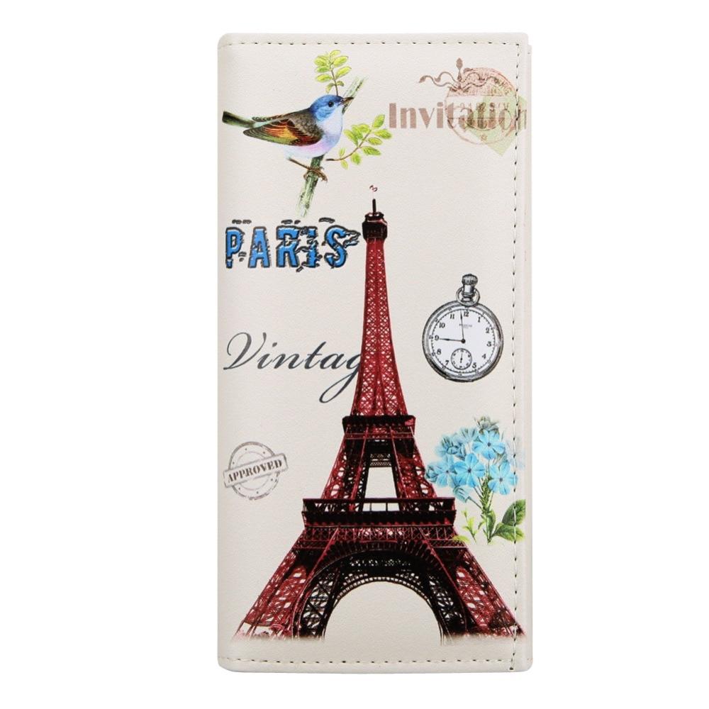 Hot Sell!Eiffel Tower/Big Ben/House printing coin purse,women zero wallet,female clutch change purse,Zipper money/key/phone bags