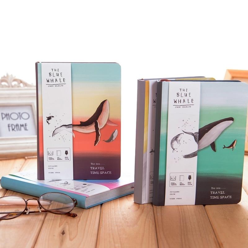 Fromthenon värvi värvitud armas vaal sülearvuti päevik - Kaustikud ja kontoriraamatud - Foto 2