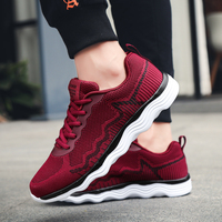 Sneakers Men Tennis Shoes Athletic Sports Shoes Adult Breathable Outdoor Gym Shoes Jogging Zapatillas Hombre Deportiva Cheap