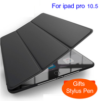 Case For 2017 New IPad Pro 10 5 2017 10 5 PU Leather Front Cover Soft