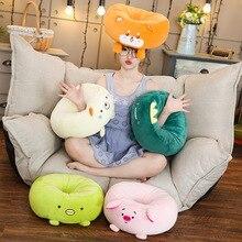 1pc 38cm Cartoon Soft Plush Cushion Stuffed Cute Animal & Sumikko Gurashi Pillow Lovely Toys for Children Kids Christmas Gift