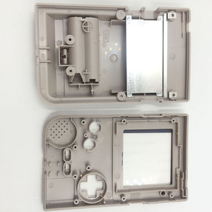 Image 5 - עבור DMG 01 מהדורה מוגבלת אפור מלא שיכון מעטפת כפתורים Mod תיקון עבור Nintendo משחק ילד כיס GBP