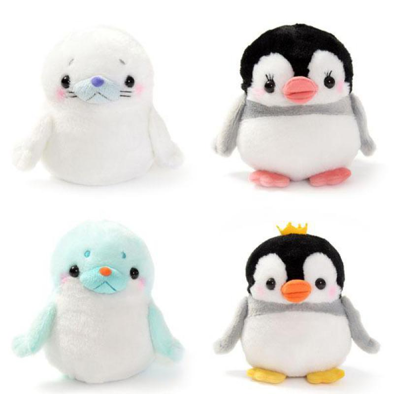 Japanese Toys And Gifts : Popular japanese amuse white seals and penguins prince