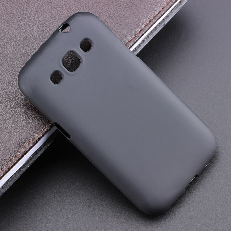 Multi Color Gel TPU Slim Soft Anti Skiding Case Back Cover For Samsung Galaxy Win i8552 8552 GT i8550 Rubber silicone Bag ...