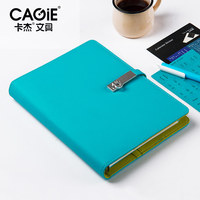 CAGIE Fashion Hit Color Business Spiral Notebook A5 Creative Korea Thick Diary Notepad 1PCS
