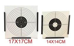 أيرغون الهدف و مخروطية الأسود بيليه فخ ث. 20 قطع ورقة الأهداف/أيضا لالألوان و bb بندقية رماية