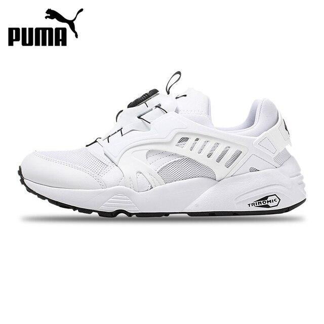 84b64da8e9a Original New Arrival 2017 PUMA Disc Blaze Unisex Skateboarding Shoes  Sneakers