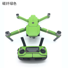 Waterproof Carbon Graphic Stickers Pores and skin Decals Wrap Drone Physique Distant Management Battery Arm tags for DJI MAVIC PRO paster Decal