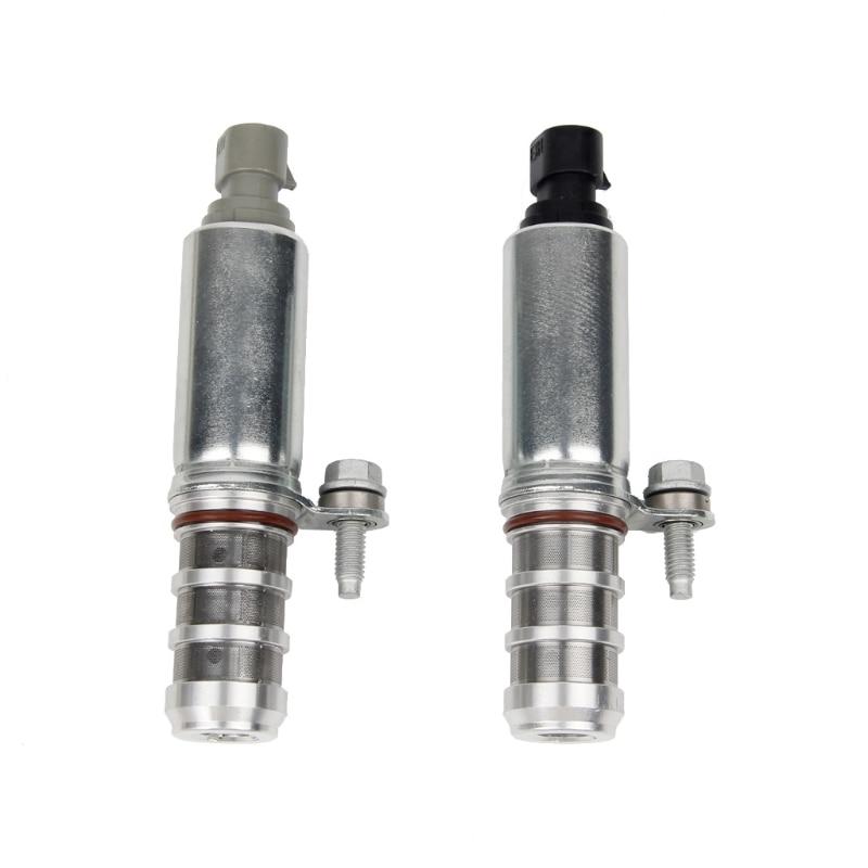 1 Pair Car Intake Exhaust Camshaft Position Actuator Solenoid Valve ...