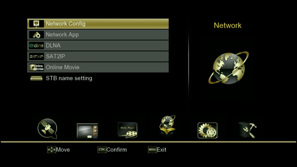 satellite receivers Golden-2
