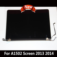 Brand New A1502 LCD Assembly Screen Display for MacBook Pro Retina 13 2013 2014 2560X1600 Glossy Screen 661 8153