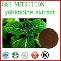 Factory supply yohimbine extract  20:1 400g