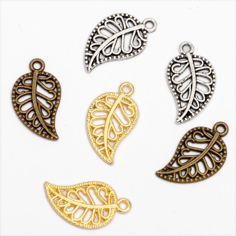 BULK 50 Cactus spacer bead charms antique silver tone L270