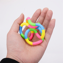 Stress Relieves Fidget Toy Classic Tangle Novetly Desk Spin Toys Fuzzies Stress Fidget Juguet Toy Anti-stress Relieves