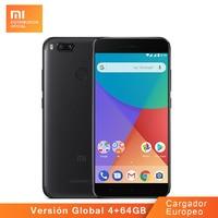 Global Version Xiaomi Mi A1 MiA1 Snapdragon 625 Smartphone 4GB 64GB Fingerprint FDD 5.5