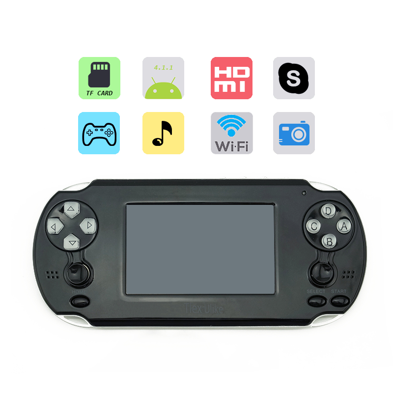 android handheld console - 28 images