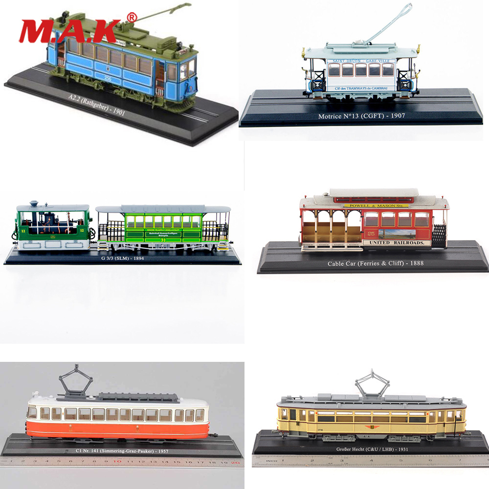 For Collection 1/87 Atlas Vehicle Tram Series Truck Bus A2.2 Rathgeber Werkspoor Container Transporter Model for Fans kids Gifts(China)