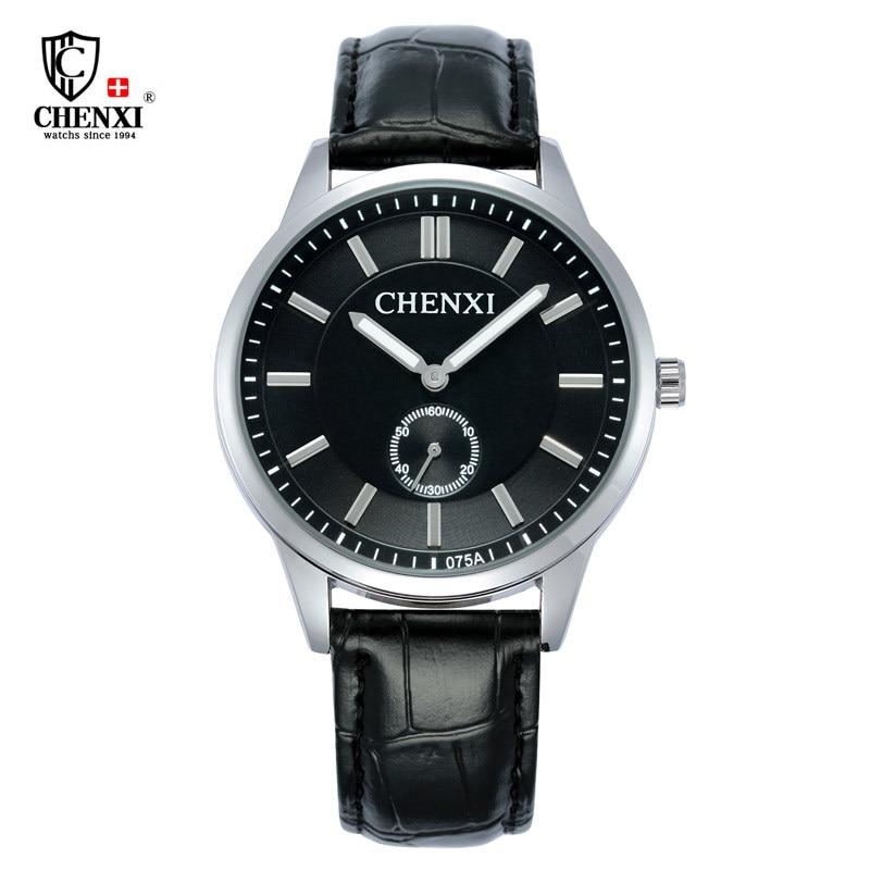 Chenxi reloj de cuarzo para hombres mujeres amante de pulsera de lujo reloj  hombre 2018 nuevo Relogio montre Orologio Uomo Horloge 594aeb6c1a8c