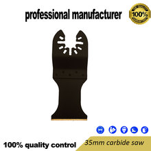 купить carbide saw blade oscillating saw balde for oscillating toolsfor cutting hard stone cement steel at good price and fast delivery по цене 1107.88 рублей