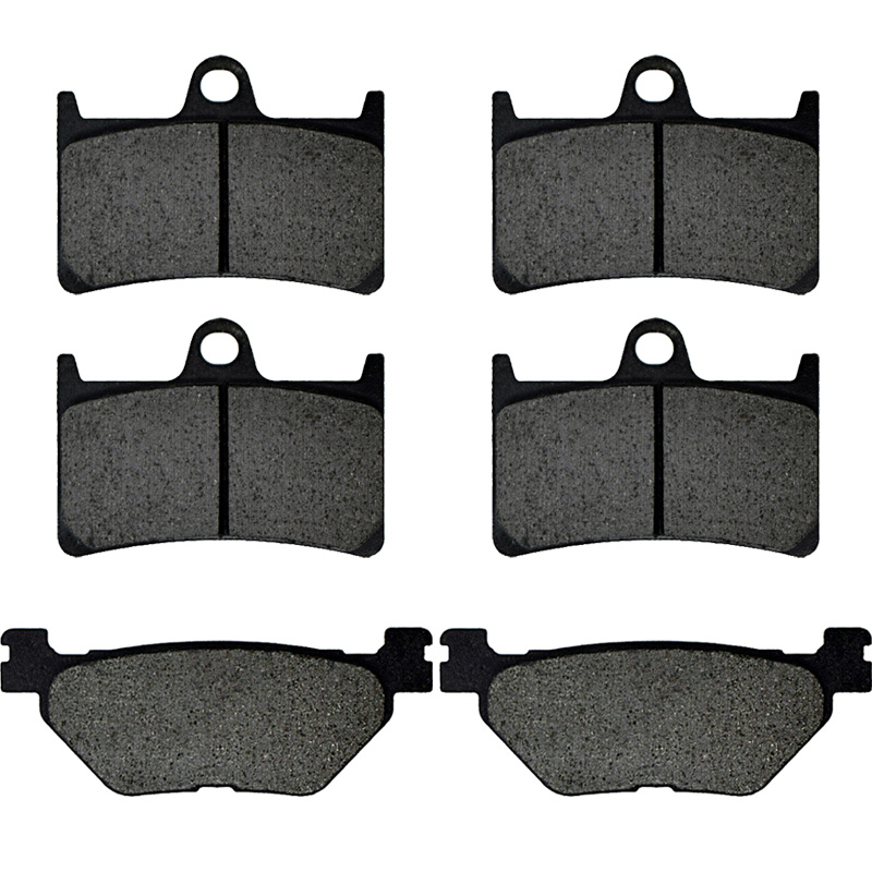 For Yamaha FJR1300 N/P/R/RC/S/AS/T 2001 2002 2003 2004 2005 FJR 1300 A ABS 2003-2005 FJR1300A Motorcycle Brake Pads Front Rear