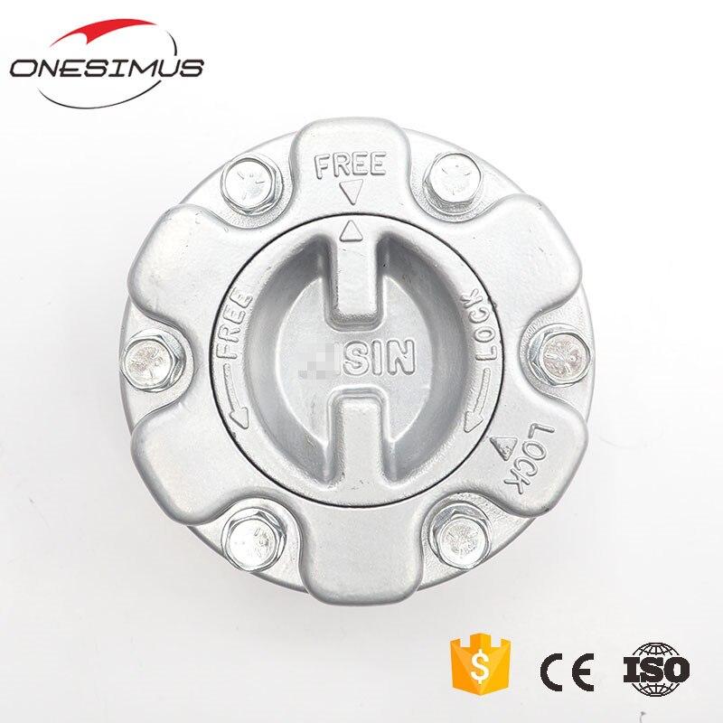 Здесь продается  2PCS High quality wheel locking hub 28 Teeth manuel OEM MB886389 for Mit- Pajero Triton Pick up L200 4x4 ,L300 4x4,Montero  Автомобили и Мотоциклы