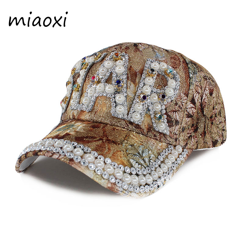5142d4bfd9 Hot Sale] [YARBUU] Brand baseball cap with Flower canvas Snapback ...