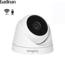 GADINAN Wifi Wired YOOSEE 1080P 960P 720P Security IP Camera Audio Record ONVIF P2P Motion Detection Alert SD Card Slot MAX 128G