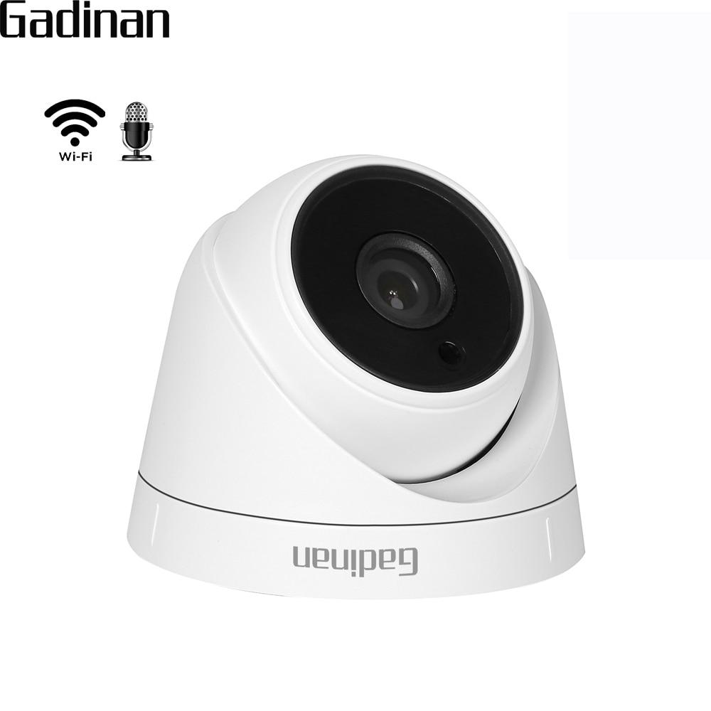 GADINAN Wifi Wireless YOOSEE 1080P 720P Security IP Camera Audio ONVIF P2P Motion Detection Alert SD Card Slot MAX 128G