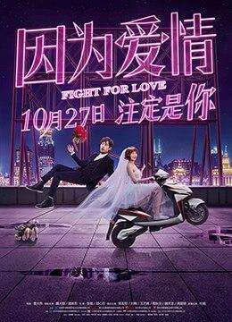 《因为爱情》2017年中国大陆喜剧,爱情电影在线观看