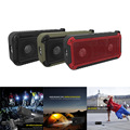 HIFI Portable wireless Bluetooth Speaker Waterproof Outdoor Speakers Sound Box Built-in 4000mAH Battery with LED Light G
