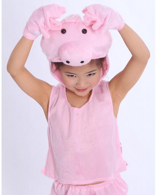Children Kids Baby Girl Girlu0027s Cartoon Animal Coat Clothes Pajama Pink Pig Costume Performance Suit Childrenu0027s Day Costumes N990-in Boys Costumes from ...  sc 1 st  AliExpress.com & Children Kids Baby Girl Girlu0027s Cartoon Animal Coat Clothes Pajama ...