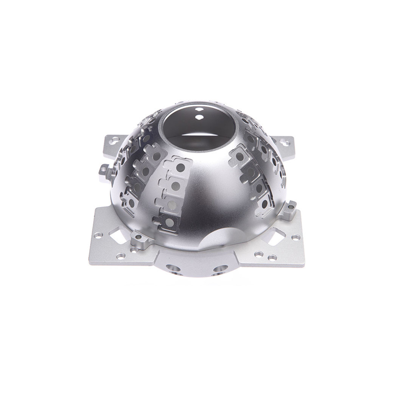Высокоточный 4-осевой алюминиевый и нержавеющая сталь с ЧПУ, обрабатывающий сервис, механические детали в Шэньчжэне