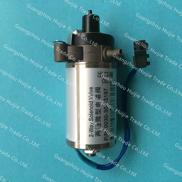 Mindray NJK10103 2 maneira válvula SOLENÓIDE micron/auto-produto para Mindray BC1800 BC2300 BC2600 BC2800 BC3000 BC3200 0030 -30-13108