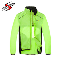 Tour De France Breathable Cycling Rain Coat Jacket Bike Windbreaker Reflective Jersey Bicycle Riding Wear Clothes