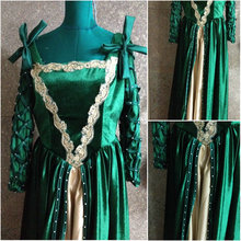 Customer to order! Vintage Costumes Victorian 1860S Civil War Gown historical dresses D-089