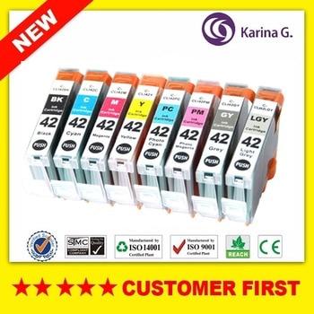 Compatible ink cartridge for Canon CLI-42 CLI42 CLI 42 cli-42 cli42 for CANON PIXMA Pro-100 фото