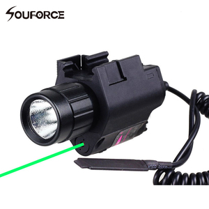 Tactical Red Green Dot Laser S