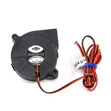 Premium Quality New DC 12V Ultra-silent Radial Turbo Blower Fan Cooling Fan Cooler for 3D Printer Print Parts Accessories
